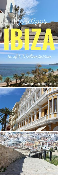 Ibiza ist bekannt für die ausgelassenen Parties. Aber die Baleareninsel kann mehr. Wir zeigen euch, warum ihr Ibiza in der Nebensaison besuchen solltet.