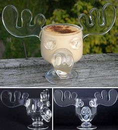 The Moose Mug From 'National Lampoon's Christmas Vacation'! LOVE IT! ***next years Wyoming trip glass of choice right Alison??**