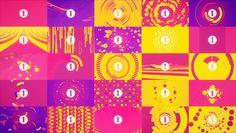BBC Radio 1 Club Visuals 2013