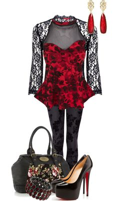 """""""Chinese inspired"""" by snowshoekittens ❤ liked on Polyvore"""