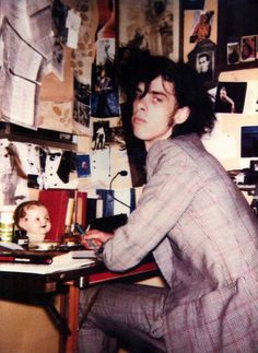Nick Cave, why are you so cool?!