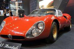 Alfa Romeo 33 Stradale Protipo 1967 Luxury Sports car  by THETOYSTALKER