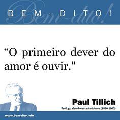 Amor | Bem-Dito!