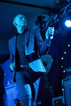 Chester Bennington - STP - like a boss!