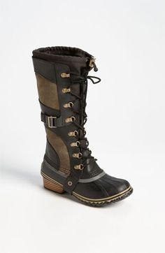 Sorel 'Conquest Carly' Boot; they have done it again this season!