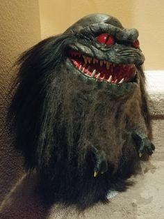 Critter Plastic Art Toy Critters Horror