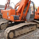 Used Hitachi Excavator EX60-3 is easy to use as the new one if you buy it from Shanghai Jiangchun. We are ...