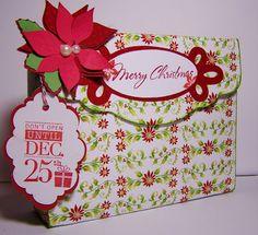Busy with the Cricky - Cricut Artiste box for Christmas.