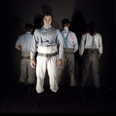 Torn Space mounts bold screen-to-stage experiment with 'A Clockwork Orange'  - The Buffalo News