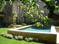 Swiming Pool, Small Swimming Pools, Small Pools, Swimming Pools Backyard, Swimming Pool Designs, Garden Pool, Backyard Landscaping, Backyard Pool Designs, Small Backyard Pools