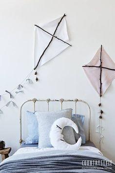 5 Eclectic Kid's Room Ideas You Will Love | LITTLE SCANDINAVIAN  #interiordesign