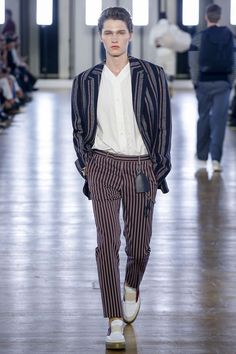 Cerruti 1881Spring/Summer 2018 Menswear #Fashion