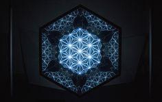 Esta escultura de reflejos de luz demuestra los misterios cósmicos de la geometría | The Creators Project
