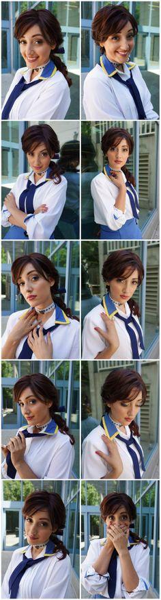 Elizabeth (Bioshock: Infinite) by Miss Wendybird