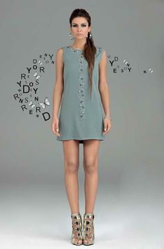 spring/summer '14 denny rose. My dress for my future degree!