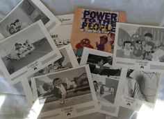 Robin Harris' Bebe's Kids Press Kit.  This was the first animated movie with African American actors in the main roles.