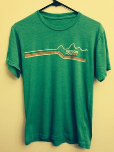 264c85b9 Vintage T shirt Tee Jackson Hole Wyoming Super Soft Kelly Green Men Women  Boys Girls USA Graphics 1970s 1980s