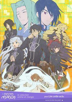 le Dojo Manga - Toutes l'actualités les articles et dossiers du site Log Horizon, Akatsuki, Avatar, Otaku, L Anime, Takayama, Dojo, Light Novel, Seasons