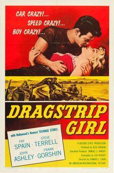 1950s movie posters - B Movies