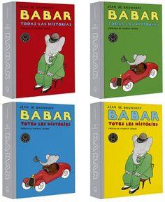 L'editorial Blackie Books publica totes les aventures originals de Babar | Nació Digital