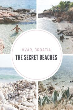 The secret beaches of Hvar, Croatia - from travel blog: http://Epepa.eu