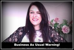 Business As Usual Warning by Jane Frankland. Make this mistake & suffer poor sales. READ NOW...