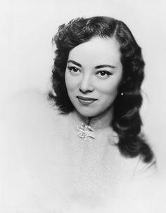Li Xianglan, aka Shirley Yamaguchi
