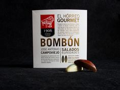Bombones 1908 on Packaging of the World - Creative Package Design Gallery