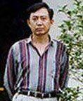 Chinese artist Cai Jiang Bai (蔡江白; b1942; Shanghai)