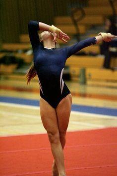 I wish I did gymnastics