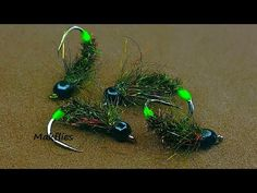 Fly Tying a Peacock River Nymph by Mak 🔥🔥🔥 Fly Fishing Nymphs, Fly Fishing Gear, Fishing Tackle, Fishing Tricks, Fishing Rods, Nymph Fly Patterns, Fly Tying Patterns, Walleye Fishing, Carp Fishing