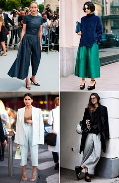 Inspiration Culottes