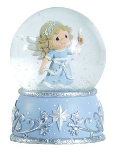 """Precious Moments Annual Angel Holding Star Waterball """"Joy To The World"""" Precious Moments,http://www.amazon.com/dp/B00548KHZ6/ref=cm_sw_r_pi_dp_YeA9sb0QPFM7SWPM"""