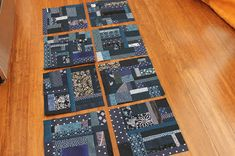 Quilting is more fun than Housework...: Eight Little Finishes