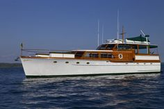 Haute Yachts: Rare Classic Yacht Up for Auction