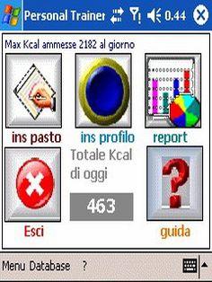 PersonalTrainer For Java Phones V Mobile Software Java, Personal Trainer, Software, Phones, Fiber, Low Fiber Foods, Telephone