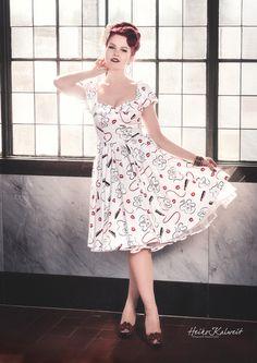 Kleidung dortmund rockabilly Dolly &