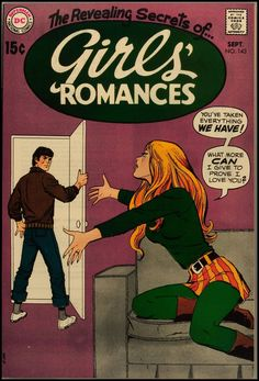 girls romances