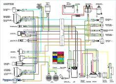 ec9eccfa5e819909cd37fda3a400f9bd schematic electric scooter wiring diagram closet pinterest