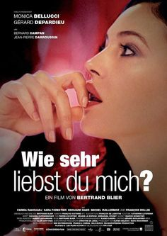 How Much Do You Love Me? (German) 11x17 Movie Poster (2005)