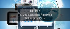 #LIFERAY is a versatile and multipurpose portal development tool. It offers robust, long-lasting & flexible #enterpriseportaldevelopment tools that are modular and scalable