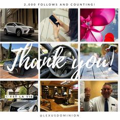 2000 Follows and counting!! #instagram #weloveourteam #weloveourowners #weloveourjob #lexusdominion #lexuslife #instagood #salexus #salife #lexus #lexuslove #northparklexusdominion #northparklexusatdominion #thanksrobert #grateful #socialmedia