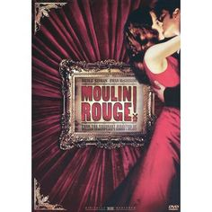 Moulin Rouge! (Widescreen) (Dual-layered DVD) for Ale $5.00 for Ale