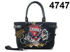 b98ae5a897 Ed Hardy Bags Black New Design Bags Designer Handbags Outlet