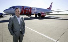 The owner of package holiday firm Jet2holidays has become the UK's third biggest tour operator following a surge in business over the past year and is confident of further growth.     The Yeadon-based operator, part of the Dart Group which also owns leisure airline Jet2.com and a logistics operation, boosted customer numbers by 93 per cent to 417,000 in the year to March 31, compared with 216,000 a year earlier.
