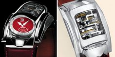 Parmigiani Fleurier Bugatti Type 370 Watch