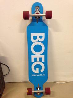 We doen ook in longboards :-)