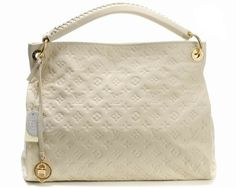 Louis Vuitton Genuine Leather Shoulder Bag M93450 - Beige http://www.cent-store.com/louis-vuitton-2012-new-arrivals-c-1_20_9_24_27.html