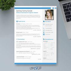 cv-original-ingenieur-fabuleux-ce-cv-ingenieur-developpeur-logiciel-a-ete-realise-avec-le-of-cv-original-ingenieur3 Cv Ingenieur, Cv Original, Accounting, Job Resume Template, Software