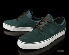 Nike SB Stefan Janoski Low-Dark Atomic Teal #sneakers #kicks